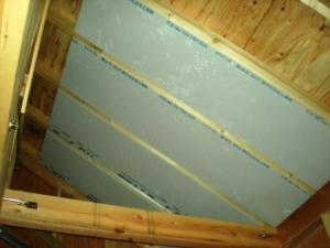 Пенопласт как утеплитель для крыши
