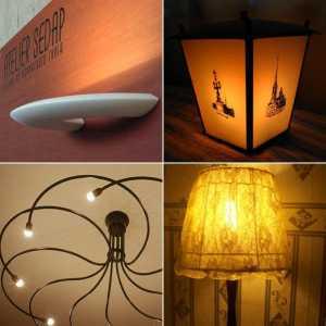 Выбор светильника