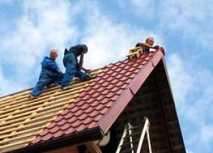 Крыша своими руками