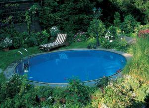 Загородный бассейн