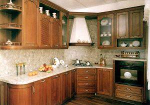 Кухонные обои