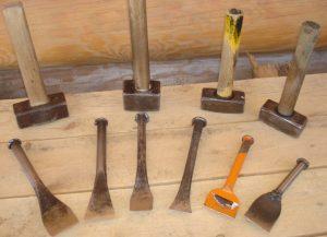 Инструмент для конопатки